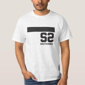 T-shirt de Chelan de rivage de sud