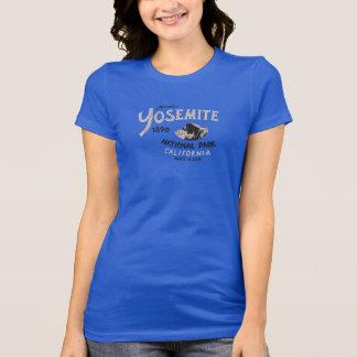 T-shirt De chemise de la Californie de dôme de parc