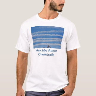 T-shirt de Chemtrail
