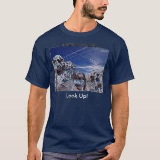 T-shirt de Chemtrails