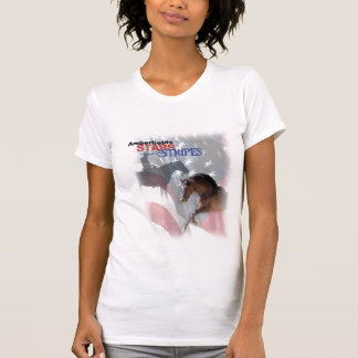 T-shirt de cheval de Morgan
