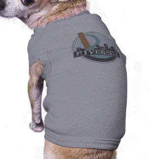 T-shirt de chien de #riversideatl
