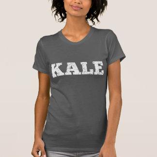 T-shirt de chou frisé
