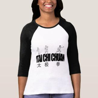 T-shirt de Chuan de Chi de Tai