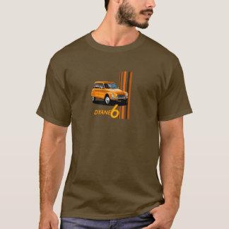 T-shirt de Citroen Dyane 6
