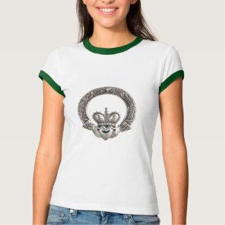 T-shirt de Claddagh