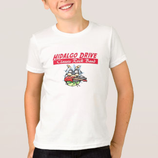 T-shirt de classique d'enfant d'entraînement de