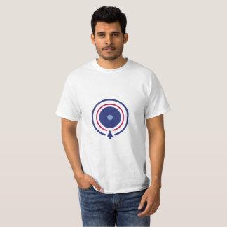 T-shirt de clic de cible