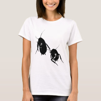 T-shirt de Cockroach Fitted de Madame