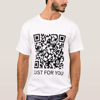 T-shirt de code barres de MC