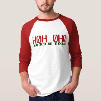 T-shirt de code postal de Pôle Nord