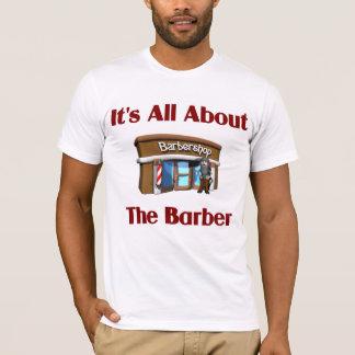 T-shirt de coiffeur