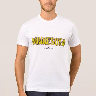 T-shirt de concepteur du Minnesota