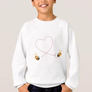 T-shirt de CONCEPTEURS avec des abeilles d'amour