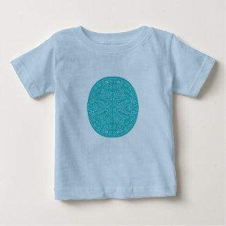 T-shirt de concepteurs d'été d'enfants avec le