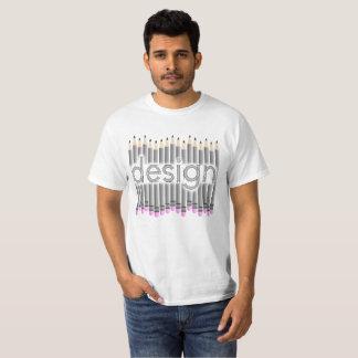 T-shirt de conception