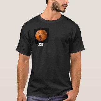 T-shirt de concert de lune de récolte de JCB
