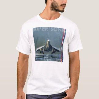 T-shirt de Concorde