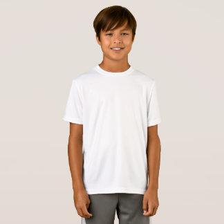 T-shirt de concurrent du Sport-Tek des enfants