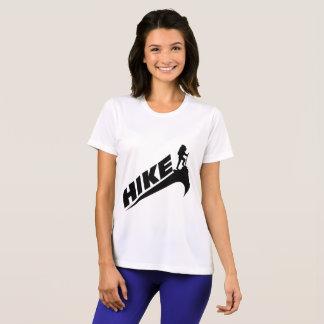 T-shirt de concurrent du Sport-Tek des femmes de