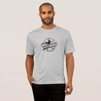 T-shirt de concurrent du Sport-Tek des hommes