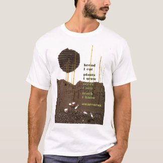 T-shirt de conscience