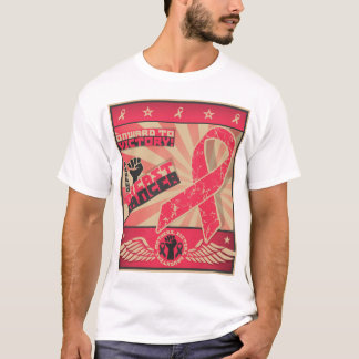 T-shirt de conscience de cancer du sein - FEMMES '