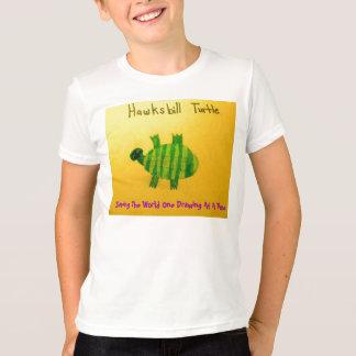 T-shirt de conservation de tortue