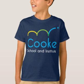 T-shirt de Cooke d'ENFANTS, marine