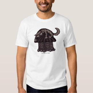 T-shirt de cool de l'industrie graphique d'abrégé