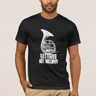 T-shirt de cor de harmonie