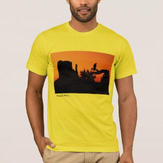T-shirt de corbeau
