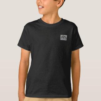 T-shirt de coton de chasseur
