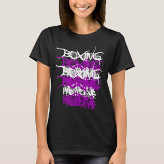T-shirt de couche de Helena de boxe (femmes)