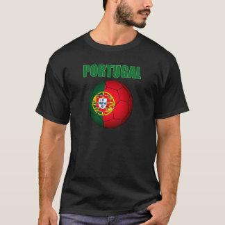 T-shirt de coupe du monde du Portugal
