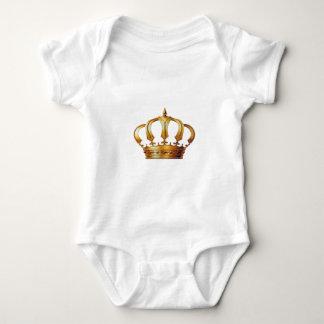 T-shirt de couronne de la Reine Elizabeth