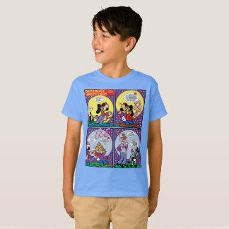 T-shirt de cousin de joyeux anniversaire
