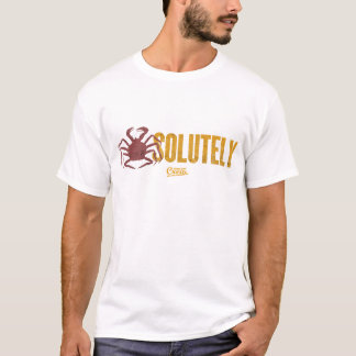 T-shirt de Crabsolutely