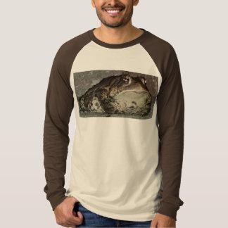 T-shirt de crapaud