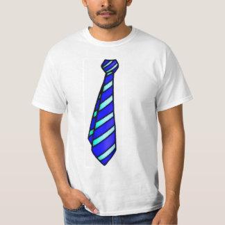 T-shirt de cravate