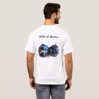 T-shirt de Crocheters de tricoteuses de T-shirt
