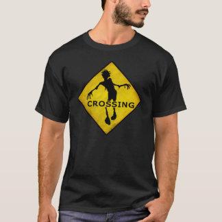 """T-shirt """"de CROISEMENT de ZOMBI"""""""