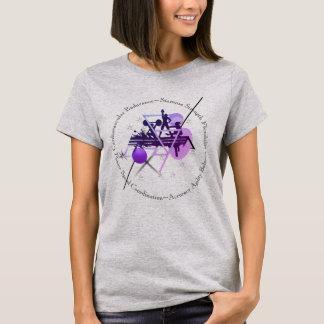 T-shirt de Crossfit pour la femme passionnée