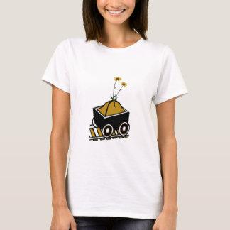 T-shirt de cuisson d'or