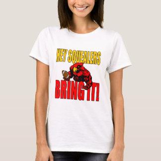 T-shirt de cuvette de l'Arizona des femmes