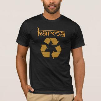 T-shirt de cycle de karma
