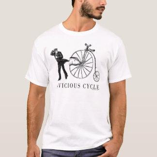 T-shirt de cycle vicieux