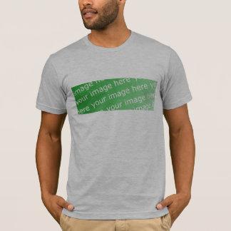 T-shirt de dames d'Avant-et-Centre