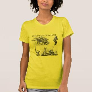 T-shirt de dames de cryptozoology petit