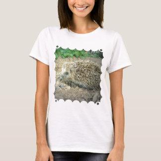 T-shirt de dames de soin de hérisson